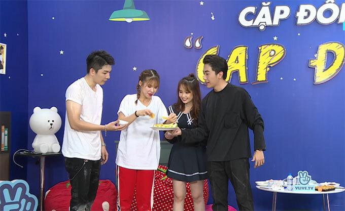 Cris Phan sợ bị sàm sỡ khi đến nhà Quỳnh Anh lúc nửa đêm - 16