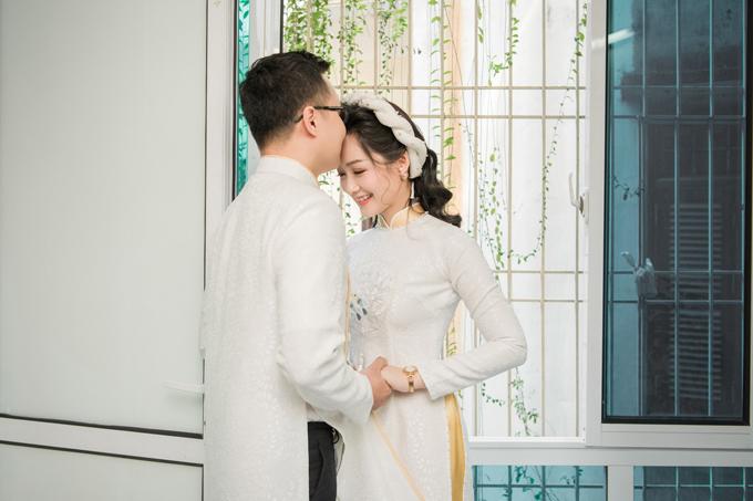 Uyên ương dự định sẽ tổ chức lễ vu quy, đám cưới vào ngày 17/11 ở Hà Nội.