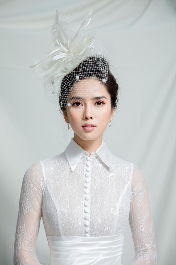 Diễn viên Bella Mai.