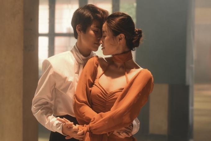Vũ Cát Tường nhờ Quang Đăng dạy múa - 2