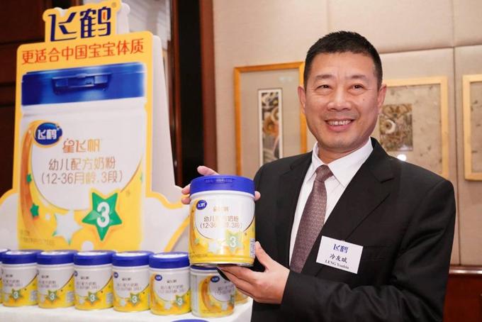Tỷ phú mới của Trung Quốc Leng Youbin. Ảnh:Stuff.