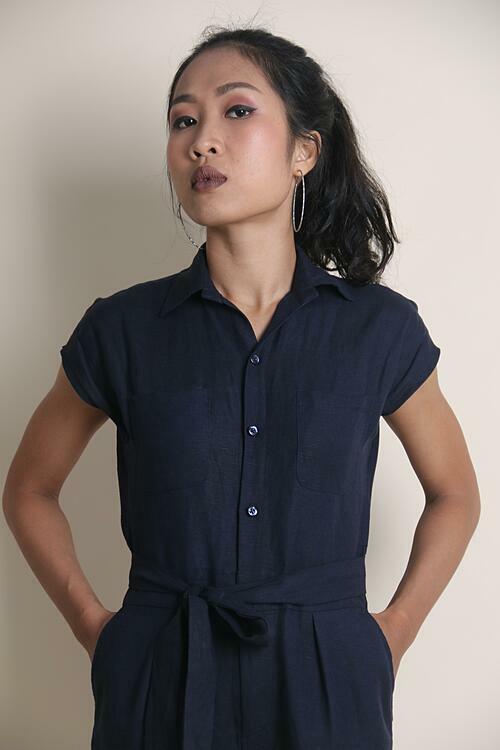 Cô gái hiện đại, cá tính mong muốn có thể truyền cảm hứng cho nhiều bạn trẻ thông qua câu chuyện của mình.