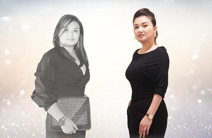 Chị Hiền lấy lại thân hình thon gọn sau hai tháng.