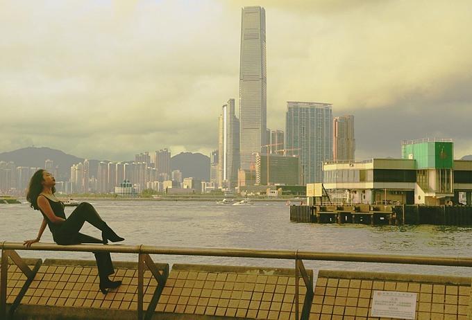 Ngoài giờ làm việc, Thủy Tiên dành thời gian cho niềm đam mê khám phá những vùng đất mới.