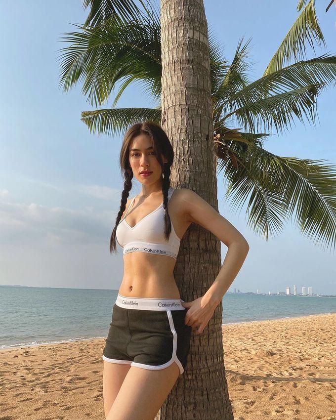 Mỹ nhân Thái giảm 20 kg không cần nhịn ăn