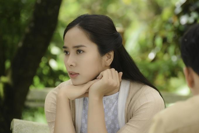 Bella Mai đóng cặp Xuân Phúc trong phim.