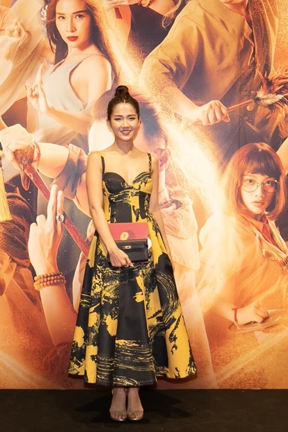 Diễn viên Kiều Trinh xíu đóng người trong mộng của Huỳnh Lập trong phim.