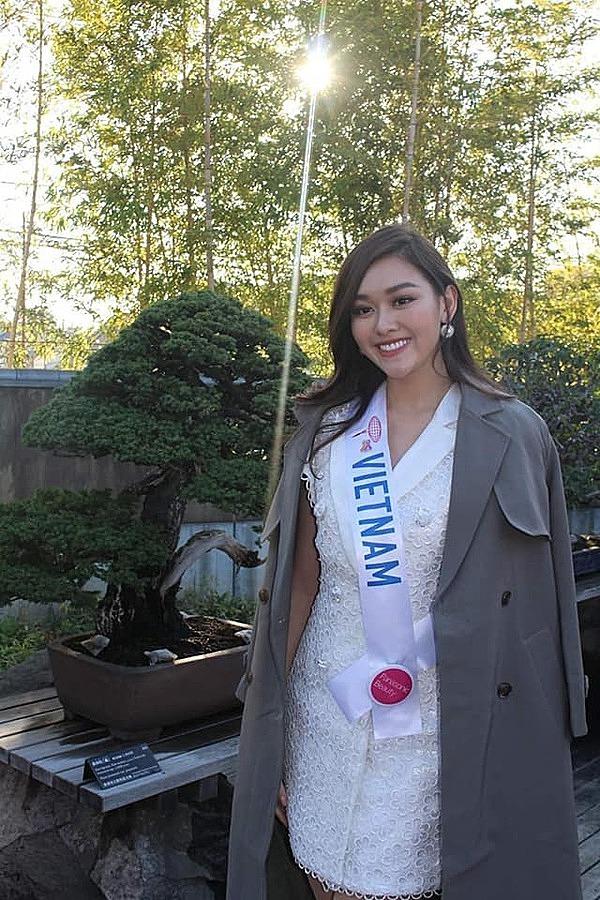 Chung kết Miss International 2019 diễn ra chiều 12/9 tại Tokyo.