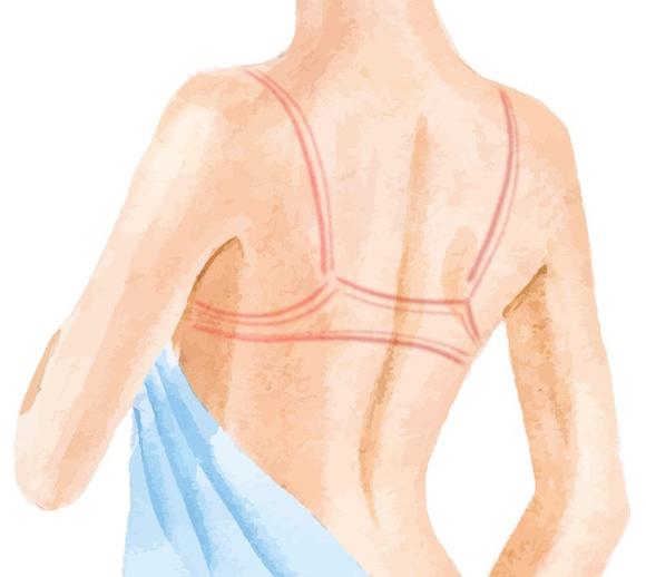Không còn vết hằn trên cơ thểDù bra của bạn tốt hay đắt tiền đến đâu, nó vẫn dễ để lại những vết hằn quanh ngực, phần nào gây tổn thương làn da. Trong trường hợp này, giải phóng vòng một là điều tuyệt vời nhất.