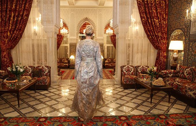 Ivanka Trump dùng bữa tối với công chúa Morocco - 4