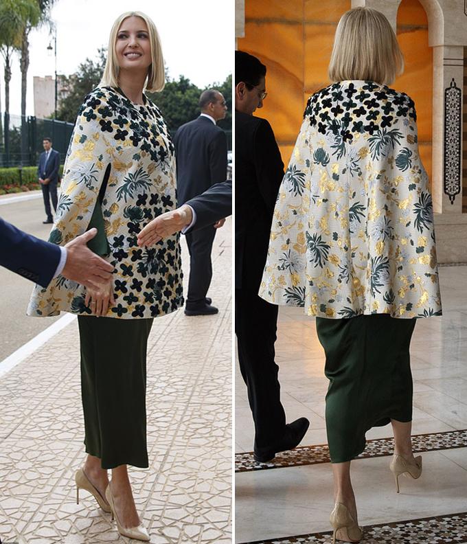Ivanka Trump dùng bữa tối với công chúa Morocco - 7