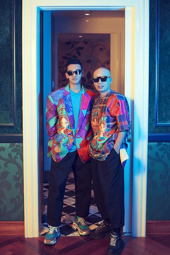 Hai nhà thiết kế Vũ Ngọc và Son sẽ giới thiệu show thời trang thu đông với sự góp mặt của 50 khách VIP.