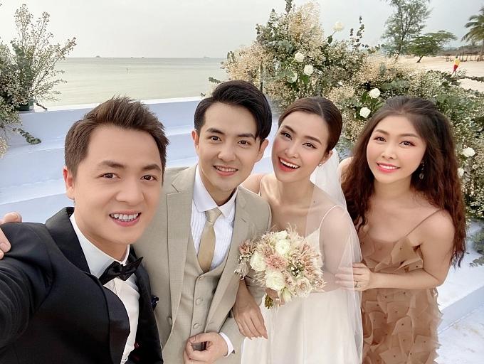 Dàn sao dự đám cưới của Đông Nhi - Ông Cao Thắng - 5