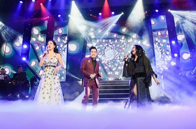 Quang Hà hát sung bên Thanh Lam, Hồng Nhung - 2