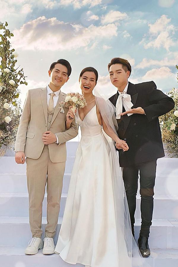 Dàn sao dự đám cưới của Đông Nhi - Ông Cao Thắng (2) - 2