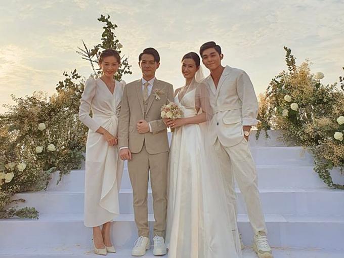 Dàn sao dự đám cưới của Đông Nhi - Ông Cao Thắng - 7