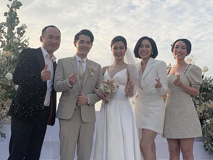 Dàn sao dự đám cưới của Đông Nhi - Ông Cao Thắng - 8