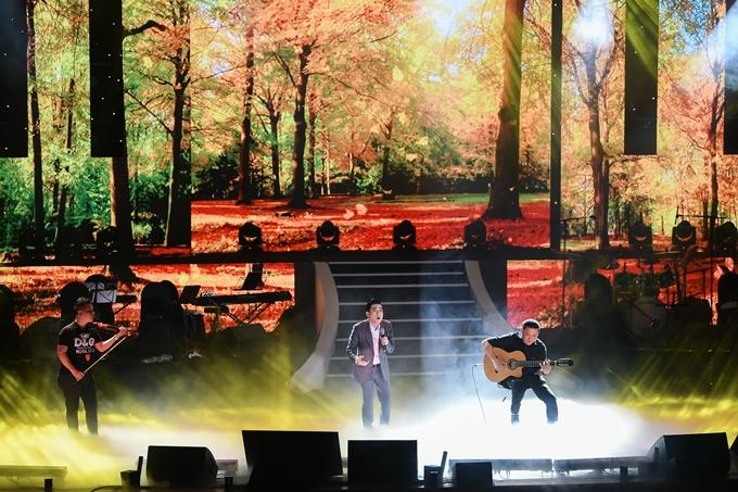 Quang Hà hát sung bên Thanh Lam, Hồng Nhung - 10