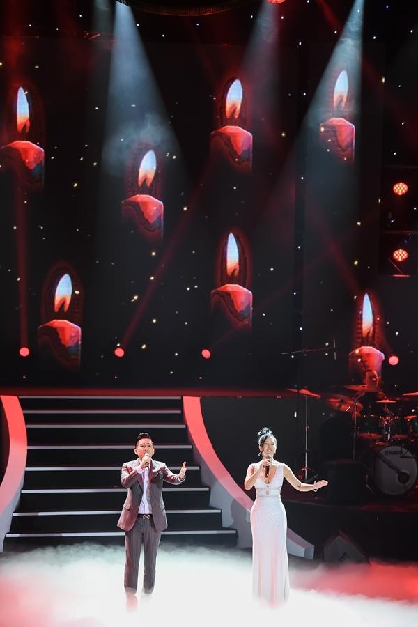 Quang Hà hát sung bên Thanh Lam, Hồng Nhung - 6