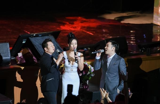 Quang Hà hát sung bên Thanh Lam, Hồng Nhung - 8