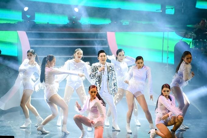 Quang Hà hát sung bên Thanh Lam, Hồng Nhung - 1