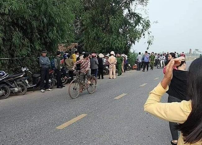 Vụ án mạng xảy ra tại gia đình ở xã Mạn Lạn, huyện Thanh Ba, Phú Thọ, hôm 8/11.