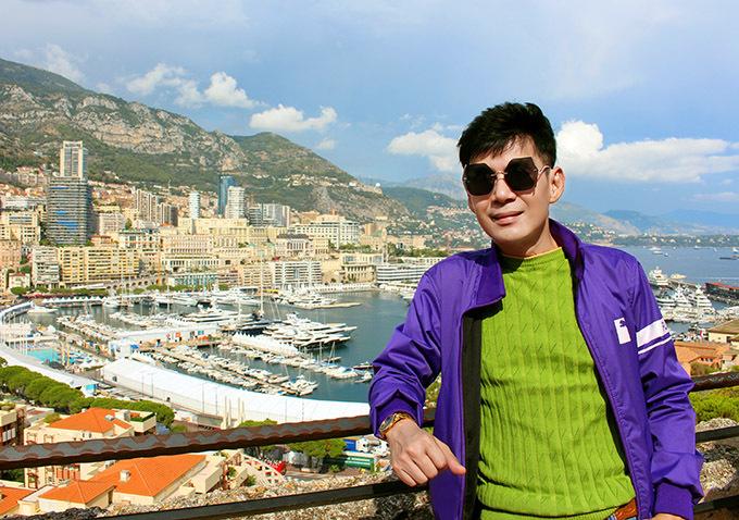 Hình 19, 20:  Là một công quốc nhỏ bé nằm cạnh Địa Trung Hải, Monaco là một trong những quốc gia giàu có và xa xỉ nhất thế giới với diện tích chỉ hơn 2 cây số vuông. Điều đáng ngạc nhiên là nơi đây gần như không có đói nghèo. Một phần bởi nước này được coi là thiên đường thuế vì chính phủ không đánh thuế thu nhập cá nhân lên người dân. Nơi đây thường tổ chức các sự kiện hấp dẫn trong suốt cả năm như Giải đua Grand Prix, giải đua thuyền buồm thế giới và casino Monte Carlo quá nỗi tiếng.