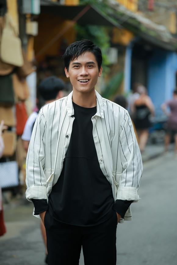 Võ Điền Gia Huy trở lại Gặp gỡ mùa thu.
