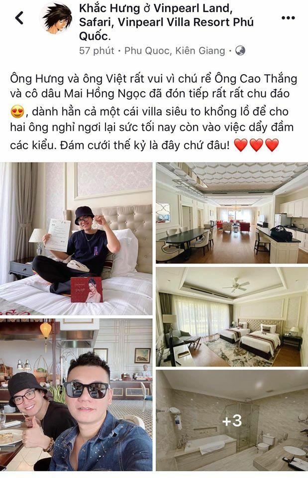 Dàn sao đua check-in địa điểm đám cưới Đông Nhi – Ông Cao Thắng - 2