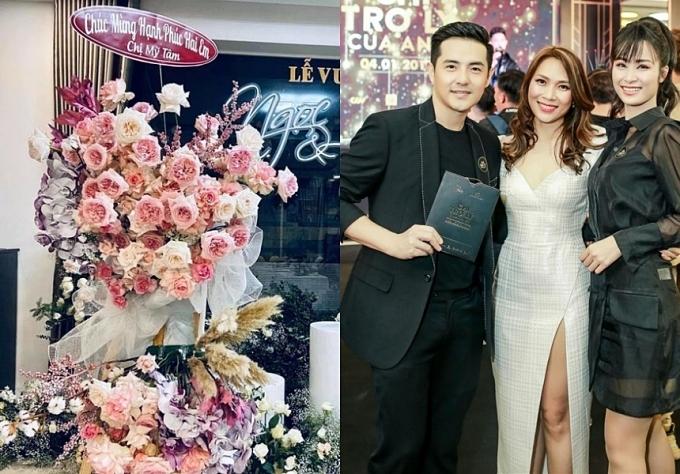 Những nghệ sĩ lỡ hẹn đám cưới của Đông Nhi - Ông Cao Thắng