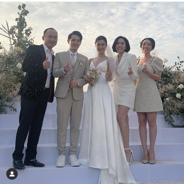 Diệu Nhi đi dép xẹp ở đám cưới Đông Nhi - 1