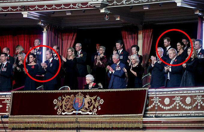 Nhà Sussex lần đầu giáp mặt nhà Cambridge sau thừa nhận mâu thuẫn