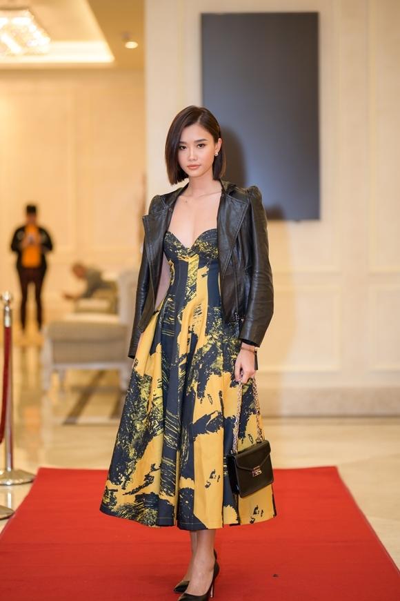 Diễn viên Huỳnh Mai Cát Tiên - phim Mắt biếc.