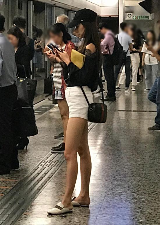 Hoa hậu Hong Kong thất nghiệp - 1