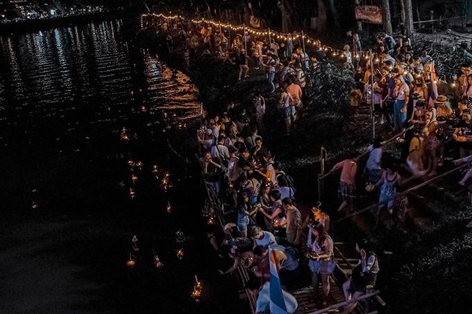 Blogger Thắng Cuội lễ đèn trời Thái Lan - 4