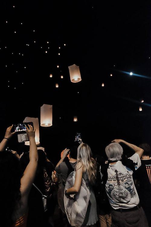 Blogger Thắng Cuội lễ đèn trời Thái Lan - 7