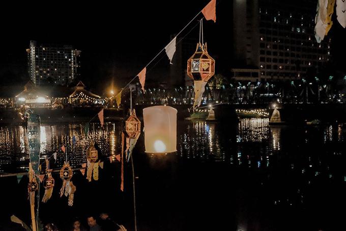 Blogger Thắng Cuội lễ đèn trời Thái Lan - 6