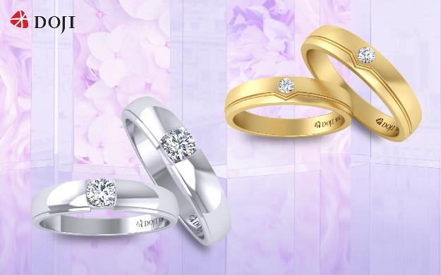 Cơ hội trúng iPhone 11 và vàng 9999 khi mua nhẫn cưới DOJI