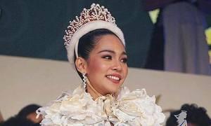 Hoa hậu Thái Lan đăng quang Miss International