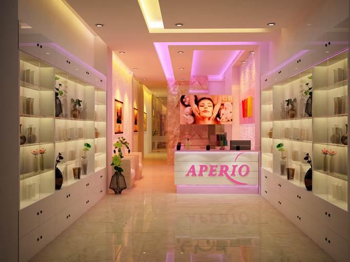 Aperio có 9 trung tâm cung cấp sản phẩm, dịch vụ trên toàn quốc.