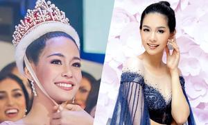 Tân Hoa hậu Quốc tế có vẻ đẹp tươi sáng
