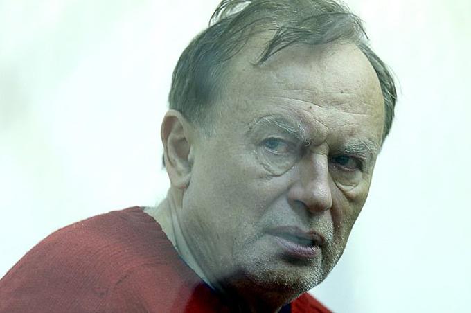 Oleg Sokolov xuất hiện trong phiên điều trần ở tòa án St Petersburg hôm 11/11. Ảnh: TASS.