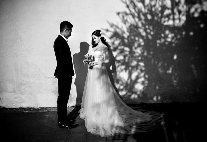 Kết hônđã hơn 4 năm, Tâm Tít cảm nhận được sự bình yên trong cuộc sống hôn nhân hiện tại. Mỗi ngày trôi qua càng giúp Tâm Tít thêm hiểu và yêu thương bạn đời.