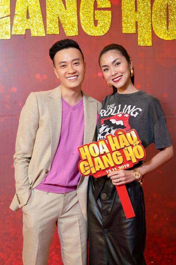 11 năm trước, Lương Mạnh Hải và Hà Tăng từng đóng cặp ăn ý trong phim truyền hình Bỗng dưng muốn khóc.