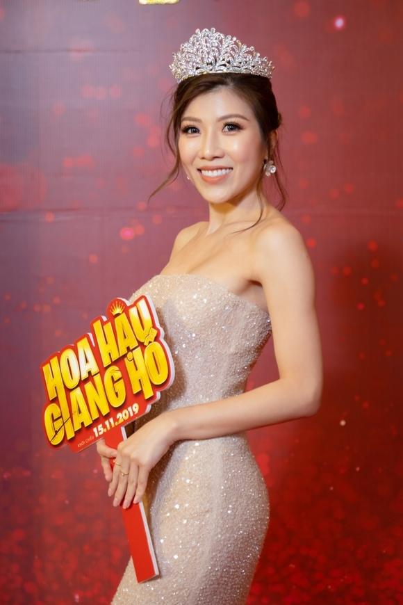 Nhạc sĩ - ca sĩ Trang Pháp đến xem phim của Lương Mạnh Hải.