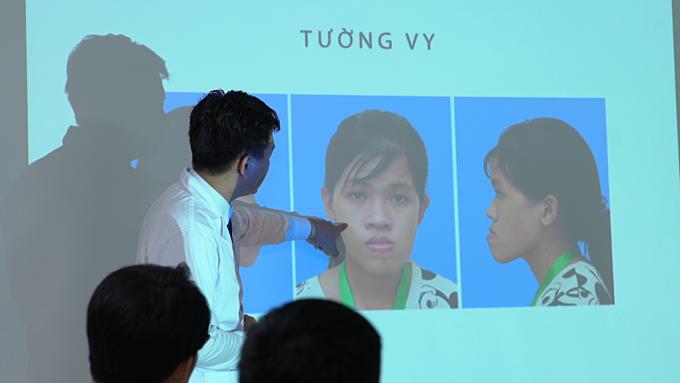 Quá trình chẩn đoán để thực hiện ca phẫu thuật cần đến các chuyên gia từ Hàn -Nhật-Việt