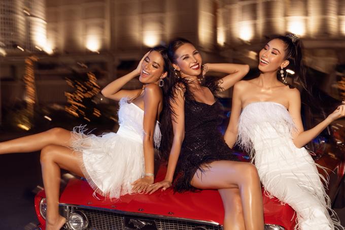 Đầm đi tiệc  - 3