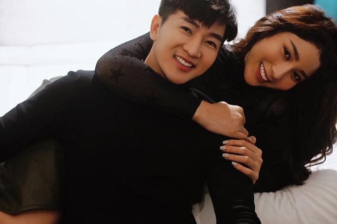 Nam Hee tiết lộ, sau các hoạt động về chụp ảnh và người mẫu cho một số nhãn hiệu thời trang trong nước, cả hai sẽ cùng góp mặt trong MV ca nhạc mới.