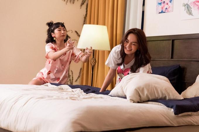 Nhưng cô bạn Phạm Quỳnh Anh lại chạy mất dép vì cách thu phục trai đẹp của người bạn thân.