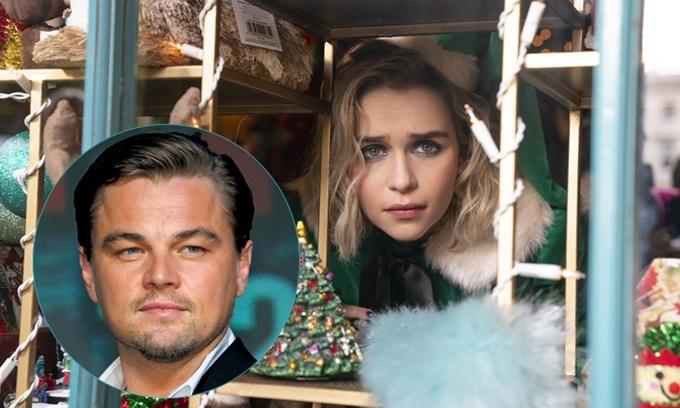 Emilia Clarke muốn vào vai điệp viên 007 phiên bản nữ và đóng cặp với Leonardo DiCaprio.